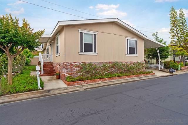 1145 E Barham #127, San Marcos, CA 92078 (#190054282) :: Neuman & Neuman Real Estate Inc.