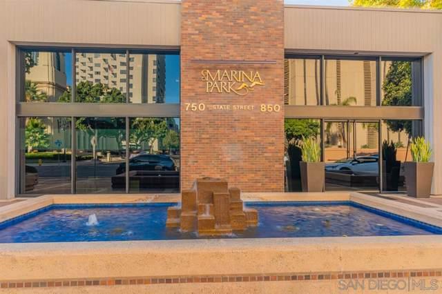 750 State St #101, San Diego, CA 92101 (#190054299) :: Neuman & Neuman Real Estate Inc.