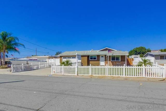 13018 S Mountain Dr., Lakeside, CA 92040 (#190054392) :: Neuman & Neuman Real Estate Inc.