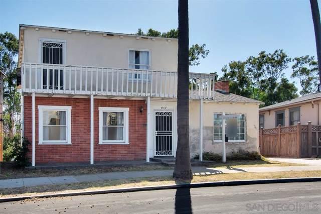 4537 E Talmadge, San Diego, CA 92116 (#190054415) :: Ascent Real Estate, Inc.