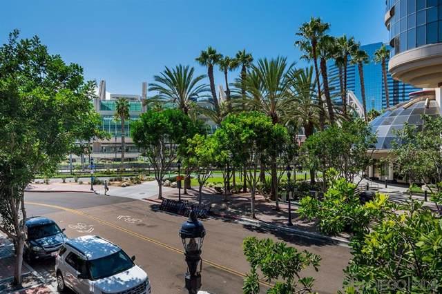 350 K Street #209, San Diego, CA 92101 (#190054521) :: Neuman & Neuman Real Estate Inc.