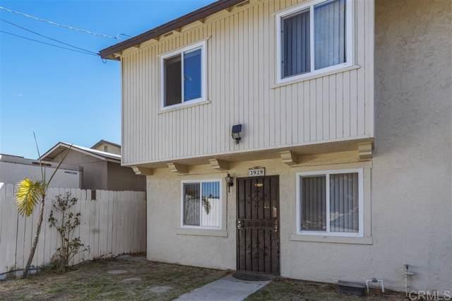 2929 Menlo Ave, San Diego, CA 92105 (#190054702) :: Neuman & Neuman Real Estate Inc.