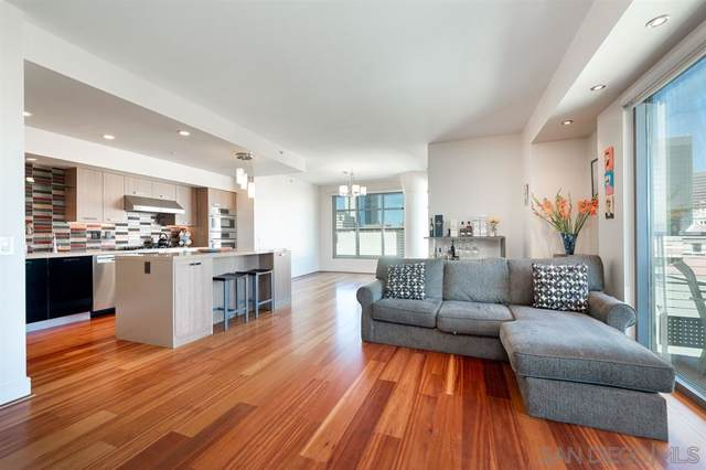 645 Front Street #1103, San Diego, CA 92101 (#190054814) :: Neuman & Neuman Real Estate Inc.