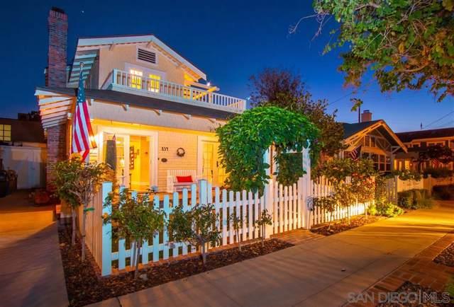 834 Tolita Avenue, Coronado, CA 92118 (#190054822) :: The Yarbrough Group