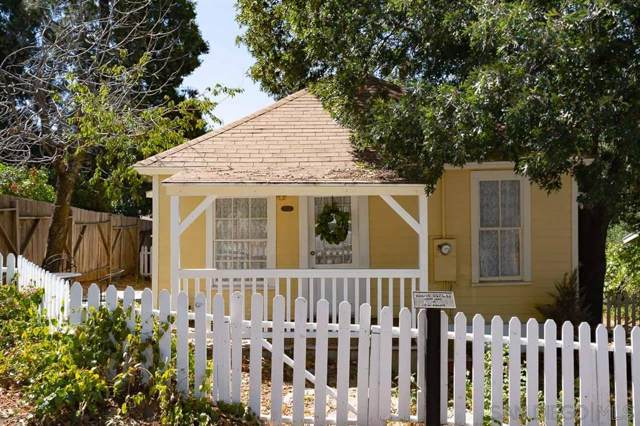 2013 3rd Street, Julian, CA 92036 (#190054900) :: The Yarbrough Group