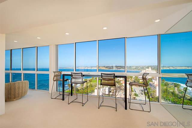 939 Coast Blvd 19G, La Jolla, CA 92037 (#190054944) :: Neuman & Neuman Real Estate Inc.