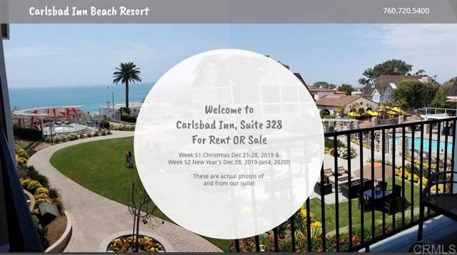 3075 Carlsbad Blvd #328, Carlsbad, CA 92008 (#190055025) :: Neuman & Neuman Real Estate Inc.