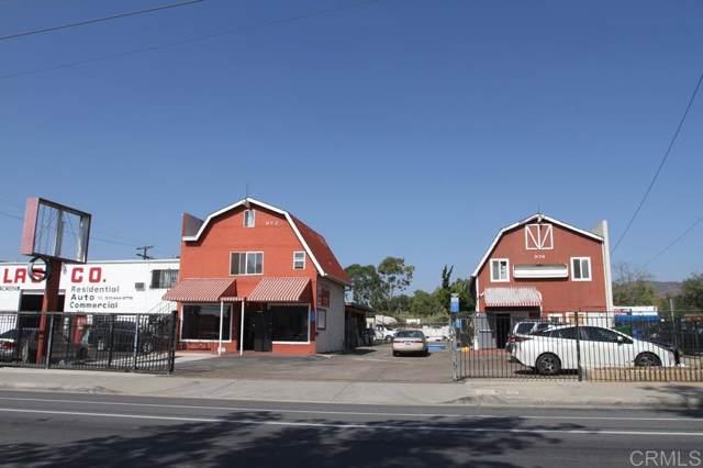 976 Broadway, El Cajon, CA 92021 (#190055048) :: Whissel Realty
