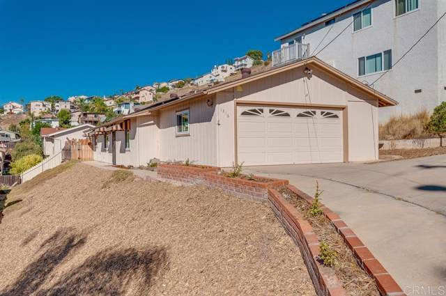 1316 San Miguel Ave, Spring Valley, CA 91977 (#190055123) :: Cane Real Estate