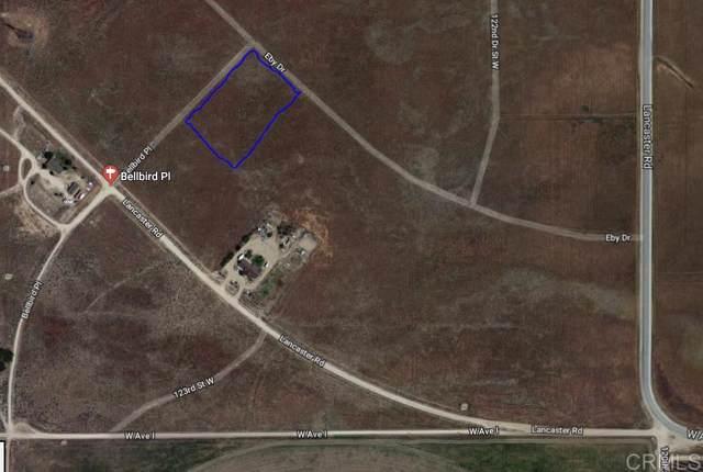 0 Bellbird #73, Del Sur, CA 93536 (#190055139) :: Neuman & Neuman Real Estate Inc.