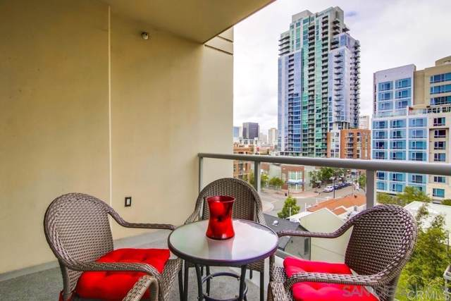 427 9Th Ave #609, San Diego, CA 92101 (#190055159) :: Ascent Real Estate, Inc.