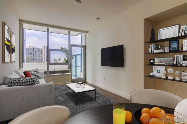 1388 Kettner Blvd #411, San Diego, CA 92101 (#190055238) :: The Yarbrough Group