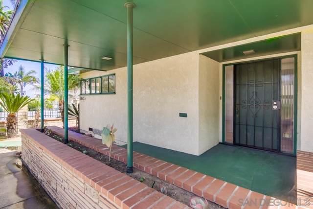 3803 Centraloma Drive, San Diego, CA 92107 (#190055246) :: Dannecker & Associates