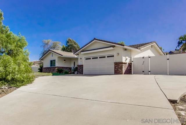 747 Chaparral Hills Rd, Alpine, CA 91901 (#190055301) :: The Yarbrough Group