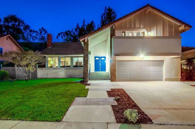 1524 Whitsett Dr, El Cajon, CA 92020 (#190055313) :: Neuman & Neuman Real Estate Inc.