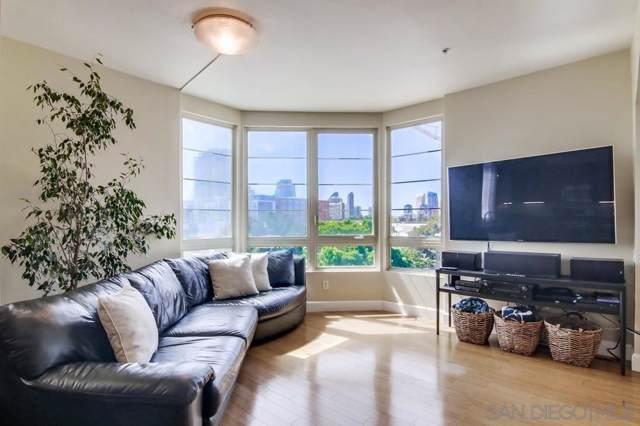 1400 Broadway #1405, San Diego, CA 92101 (#190055330) :: Ascent Real Estate, Inc.