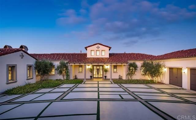 8082 El Cielo, Rancho Santa Fe, CA 92067 (#190055351) :: Cay, Carly & Patrick | Keller Williams