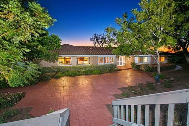 17570 Via Del Bravo, Rancho Santa Fe, CA 92067 (#190055395) :: Cay, Carly & Patrick | Keller Williams