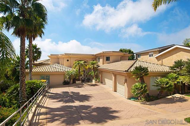 7202 Country Club Dr, La Jolla, CA 92037 (#190055396) :: Compass