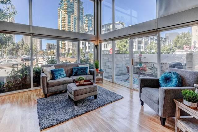 221 Island Ave #104, San Diego, CA 92101 (#190055428) :: Neuman & Neuman Real Estate Inc.