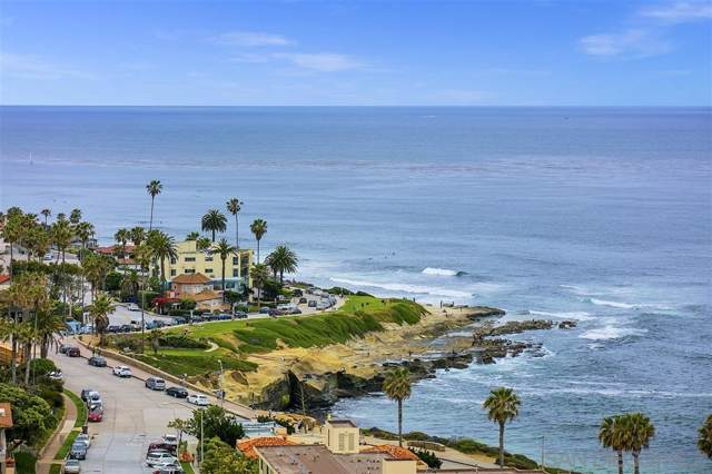 939 Coast 20H, La Jolla, CA 92037 (#190055432) :: Neuman & Neuman Real Estate Inc.