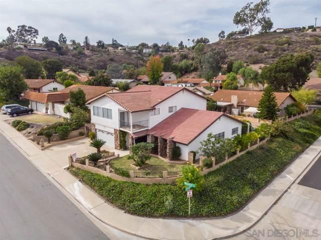 1540 Wagner Dr, El Cajon, CA 92020 (#190055443) :: Neuman & Neuman Real Estate Inc.