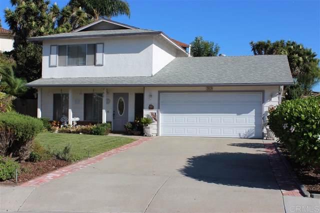 313 Huff St, Vista, CA 92083 (#190055522) :: Neuman & Neuman Real Estate Inc.