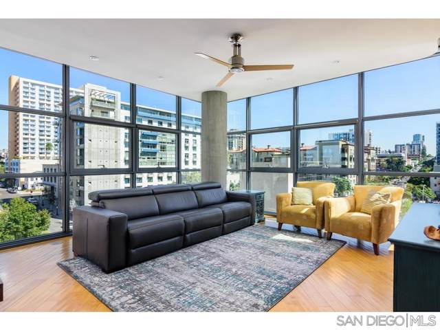 1494 Union St. #604, San Diego, CA 92101 (#190055529) :: The Yarbrough Group