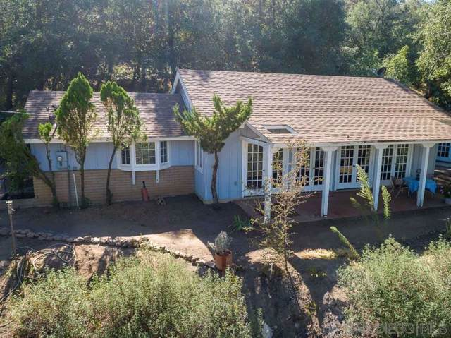 2239 Highway 78, Julian, CA 92036 (#190055661) :: The Marelly Group | Compass