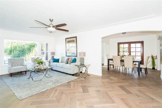 4373 Middlesex Dr, San Diego, CA 92116 (#190055679) :: Neuman & Neuman Real Estate Inc.