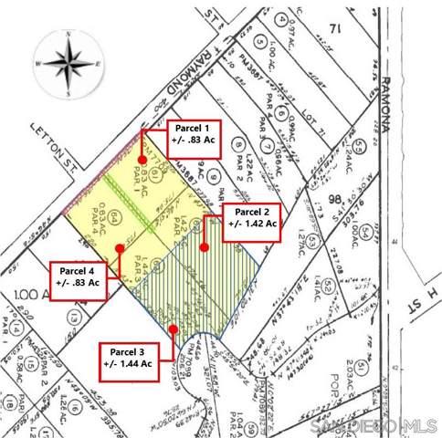 Raymond Avenue #61, Ramona, CA 92065 (#190055693) :: Neuman & Neuman Real Estate Inc.