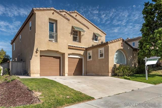 1021 Yosemite Dr, Chula Vista, CA 91914 (#190055695) :: Neuman & Neuman Real Estate Inc.