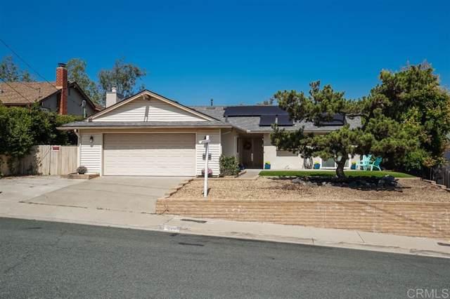 1266 El Mio Dr, El Cajon, CA 92020 (#190055764) :: Neuman & Neuman Real Estate Inc.