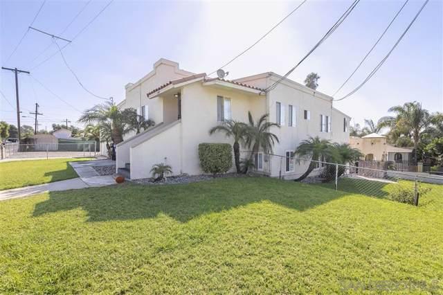 3505 L St, San Diego, CA 92102 (#190055795) :: Neuman & Neuman Real Estate Inc.