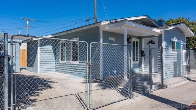 4720 Landis, San Diego, CA 92105 (#190055841) :: Neuman & Neuman Real Estate Inc.