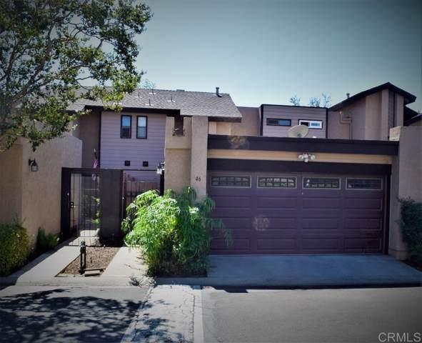 140 E. El Norte Pkwy. #46, Escondido, CA 92026 (#190055863) :: Neuman & Neuman Real Estate Inc.