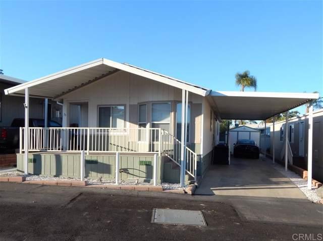 245 W Bobier #33, Vista, CA 92083 (#190055915) :: Neuman & Neuman Real Estate Inc.