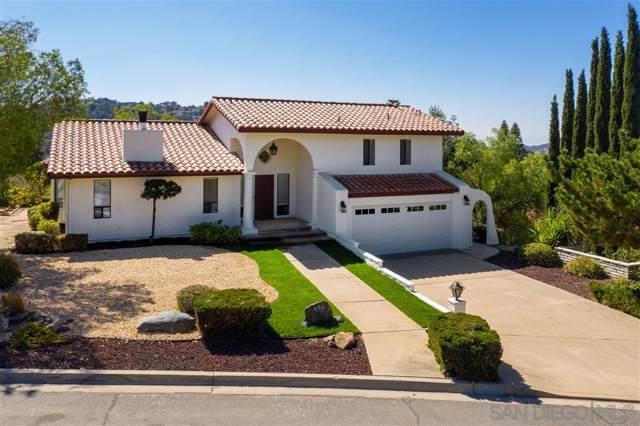 9911 Sage Hill Way, Escondido, CA 92026 (#190055934) :: Neuman & Neuman Real Estate Inc.