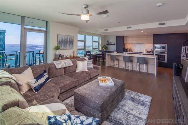 1388 Kettner Blvd #2507, San Diego, CA 92101 (#190055979) :: Dannecker & Associates