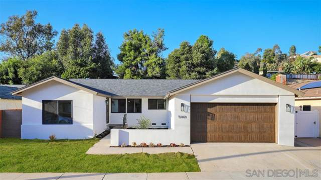 5460 Maisel Way, San Diego, CA 92115 (#190056007) :: Ascent Real Estate, Inc.