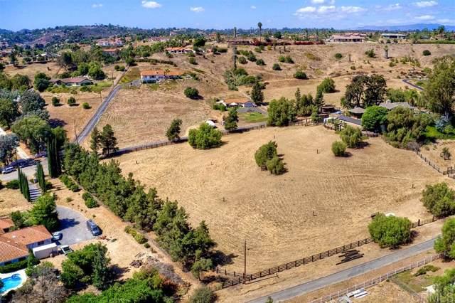 0 Calle De La Vuelta #0, Fallbrook, CA 92028 (#190056029) :: Neuman & Neuman Real Estate Inc.