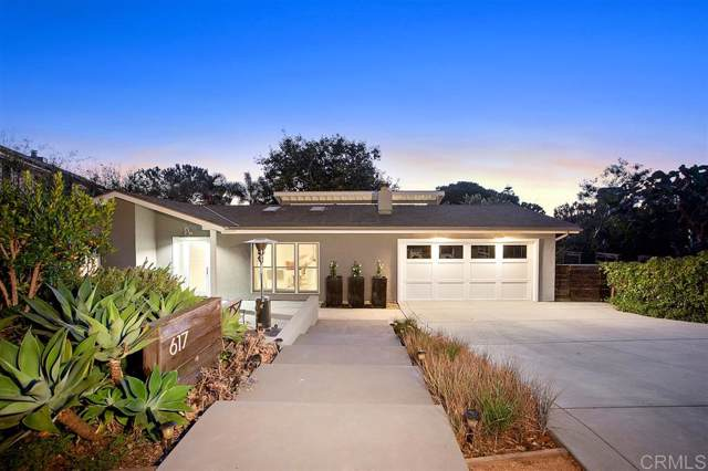 617 Barbara Avenue, Solana Beach, CA 92075 (#190056049) :: Compass