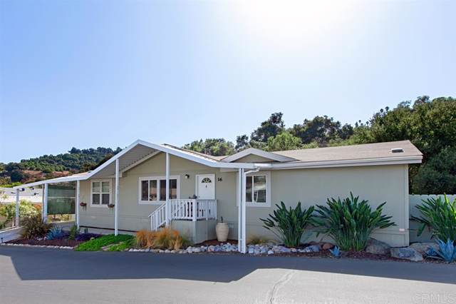 3909 Reche #16, Fallbrook, CA 92028 (#190056060) :: Neuman & Neuman Real Estate Inc.