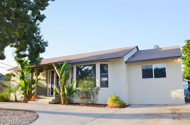 1236 Andover Rd, El Cajon, CA 92019 (#190056085) :: Neuman & Neuman Real Estate Inc.