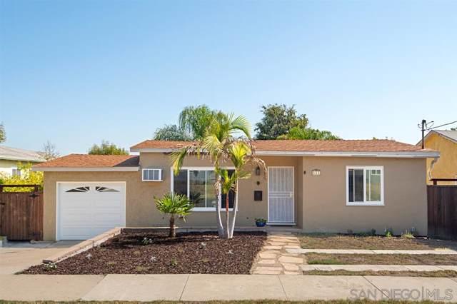 511 El Monte Rd, El Cajon, CA 92020 (#190056112) :: Neuman & Neuman Real Estate Inc.