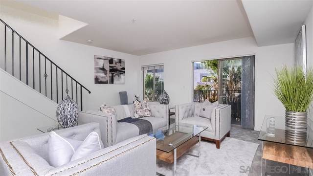 801 W Hawthorn St #306, San Diego, CA 92101 (#190056243) :: The Yarbrough Group