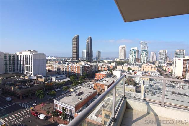 575 6TH AVE #1008, San Diego, CA 92101 (#190056275) :: The Yarbrough Group