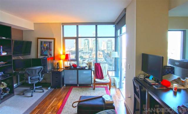 575 6TH AVE #1009, San Diego, CA 92101 (#190056282) :: The Yarbrough Group