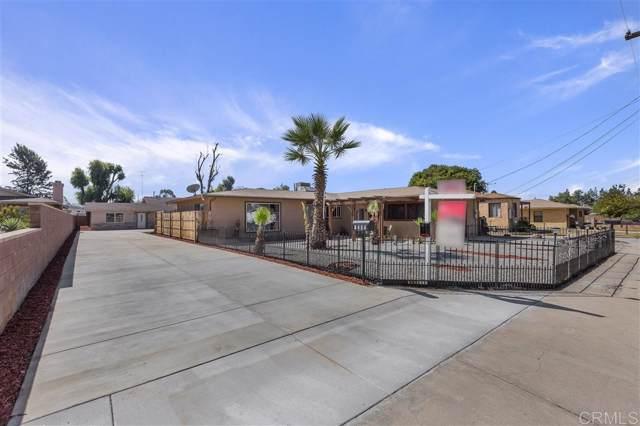 1233-1235 Peach Ave, El Cajon, CA 92021 (#190056290) :: Neuman & Neuman Real Estate Inc.