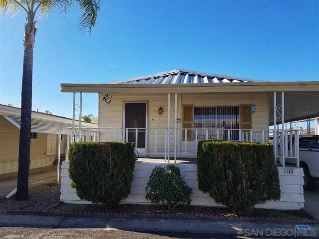 1212 H St #118, Ramona, CA 92065 (#190056335) :: Neuman & Neuman Real Estate Inc.